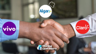 Algar Telecom quer impedir compartilhamento de antenas entre Vivo e Claro