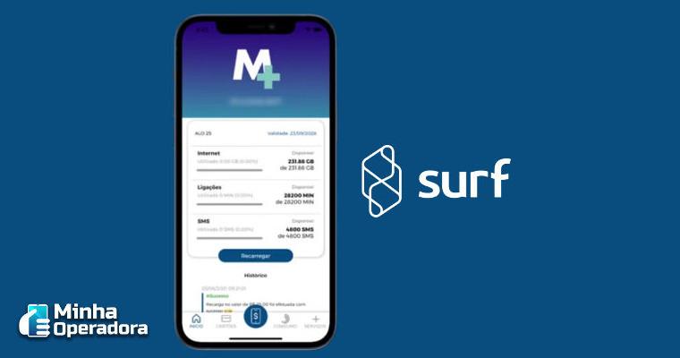 App da Surf Telecom para ex-clientes da Intercel tem grave falha de segurança