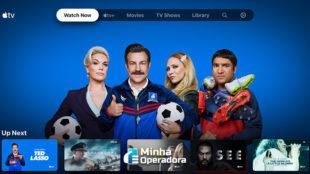 Apple TV passa a ser compatível com todos dispositivos Android TV
