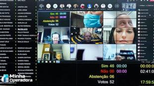 Câmara de São Paulo aprova em primeira votação a nova Lei de Antenas
