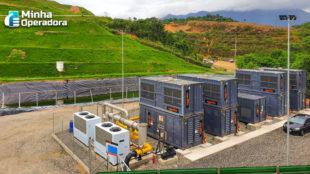 Claro ativa a maior usina de geração distribuída movida a biogás do país