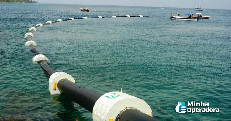 EllaLink: Cabo submarino de R$ 1 bilhão é ativado