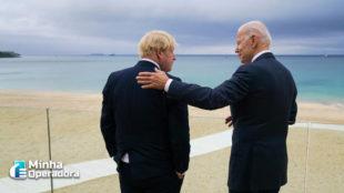 EUA e Reino Unido fecham acordo para desenvolver o 6G