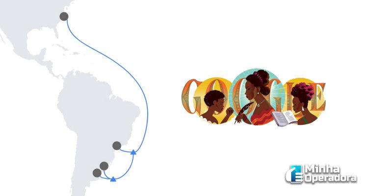 Google anuncia construção de cabo submarino que vai ligar Brasil aos EUA
