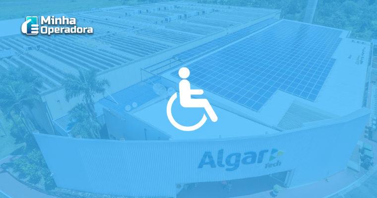 Grupo Algar disponibiliza vagas de emprego para profissionais com deficiência