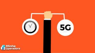 Leilão do 5G fica para o segundo semestre