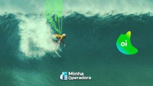 Oi Fibra lança nova campanha com estrelas do surfe e do skate