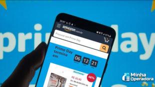 Prime Day 2021: Últimas horas para adquirir produtos com desconto na Amazon