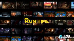 Runtime: Nova plataforma de streaming gratuita chega ao Brasil