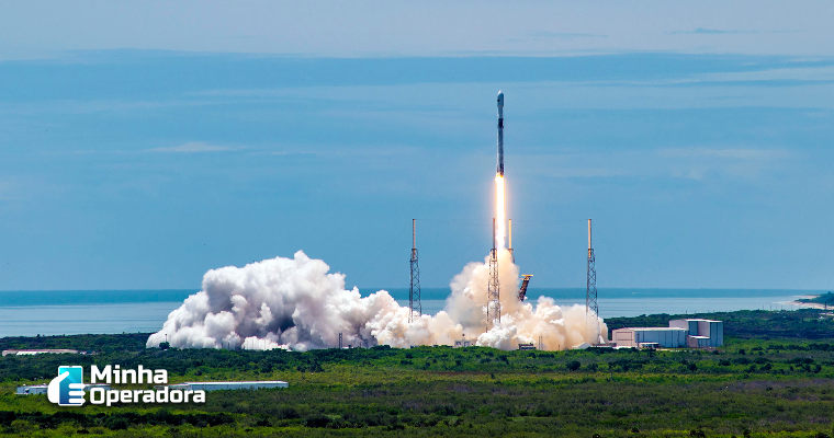 Satélites da Starlink vão levar 5G para áreas remotas