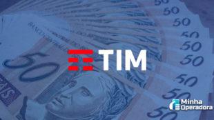 TIM anuncia emissão de R$ 1,6 bilhão em debêntures incentivadas