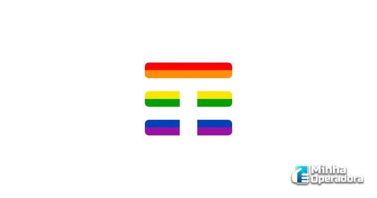 TIM anuncia teclado para celular que combate a homofobia