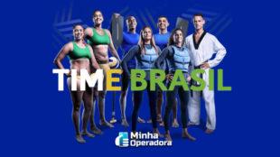 TIM lança nova campanha com foco nas Olimpíadas