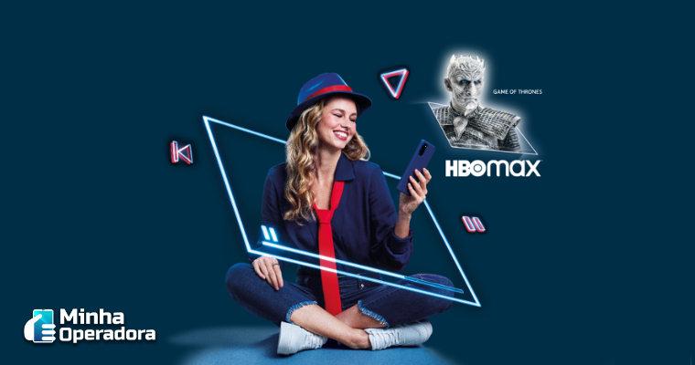 TIM lança planos com assinatura do HBO Max inclusa
