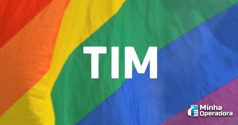 TIM passa a fazer parte de grupo de empresas que apoiam direitos LGBTI+