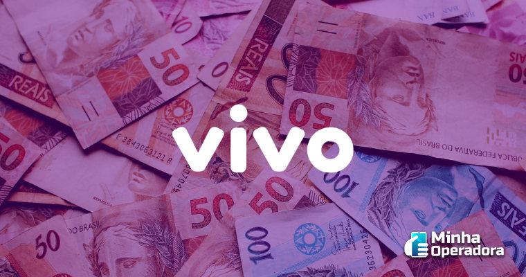 Vivo paga a acionistas R$ 630 milhões em juros sobre capital próprio