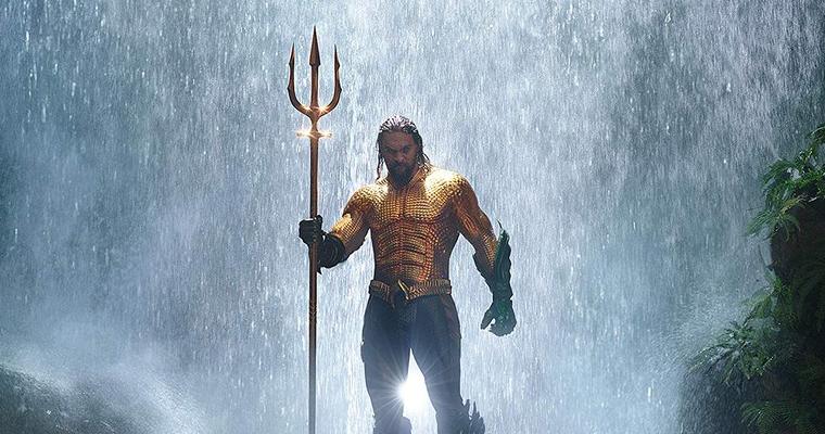 Cena de Aquaman. Imagem: Divulgação Warner Bros. - Conteúdo ausente do HBO Max.