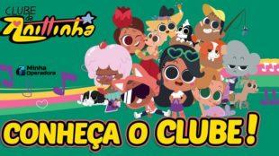 Clube da Anittinha no Gloobinho