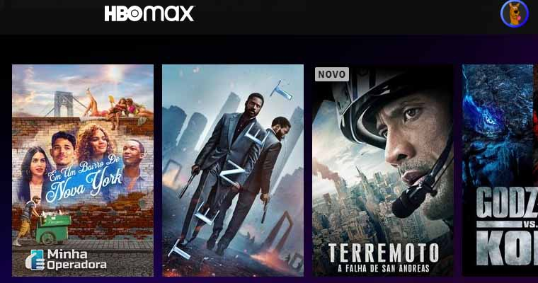 HBO Max começa a ficar próximo dos 100 milhões de assinantes