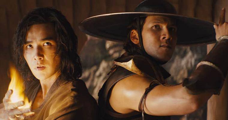 Cena de Mortal Kombat. Imagem: Divulgação Warner Bros. - Conteúdo ausente do HBO Max.