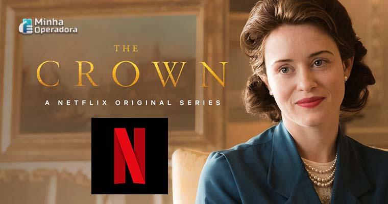 Divulgação da série The Crown, da Netflix. Imagem ilustrativa.