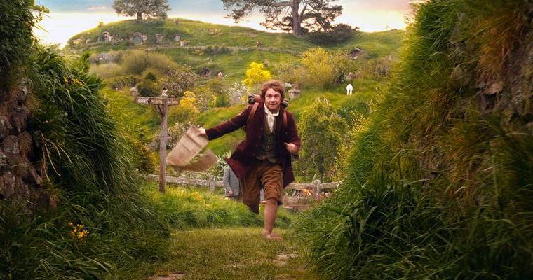 Cena de O Hobbit. Imagem: Divulgação Warner Bros. - Conteúdo ausente do HBO Max.