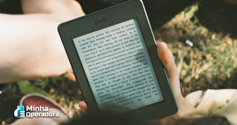 Amazon alerta usuários sobre a perda de conectividade em aparelhos Kindle