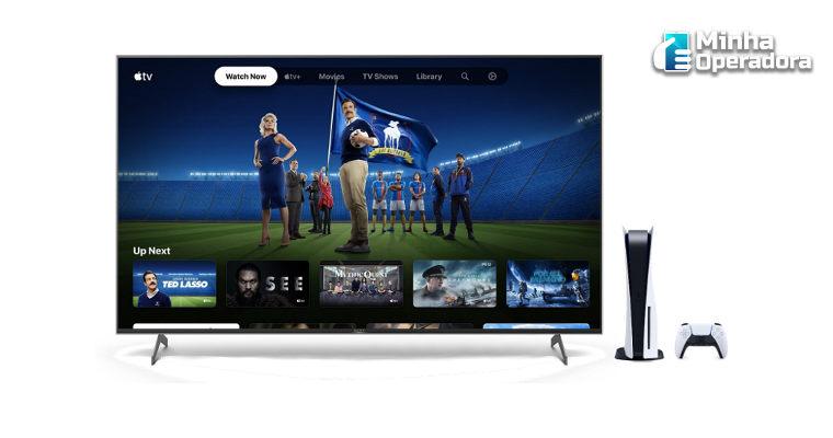 Apple TV+ oferece acesso gratuito a usuários do PlayStation 5