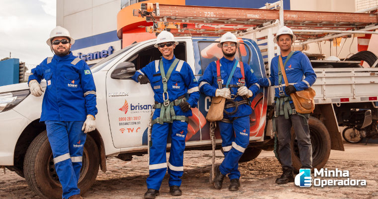 Brisanet já é o 4º maior provedor de banda larga do país em número de clientes