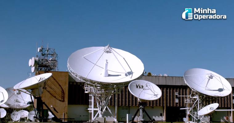 Com novo satélite, Claro se diz pronta para o 5G