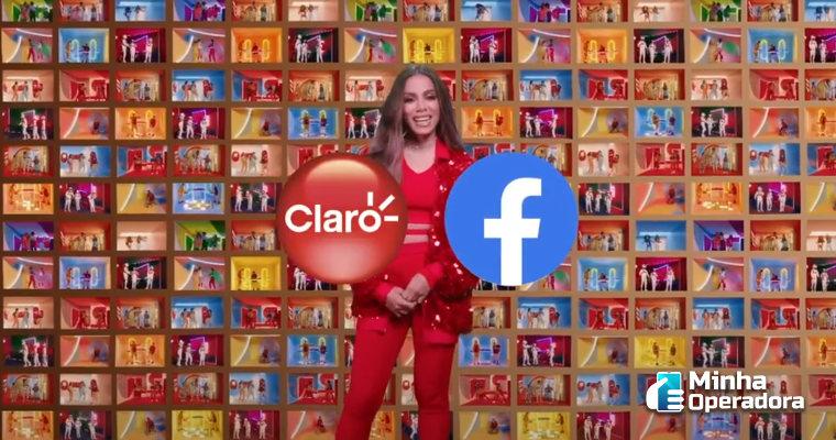 Em parceria com Facebook, Claro lança nova campanha do Prezão