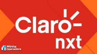 Novas faturas da Claro serão emitidas pela 'Claro nxt'