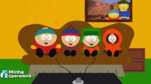 Pluto TV ganha canal exclusivo do 'South Park'