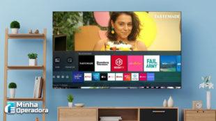 Samsung TV Plus ganha novos canais, incluindo um nacional