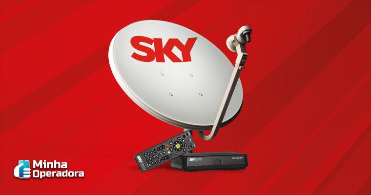 SKY divulga lançamentos e promoções na grade de programação