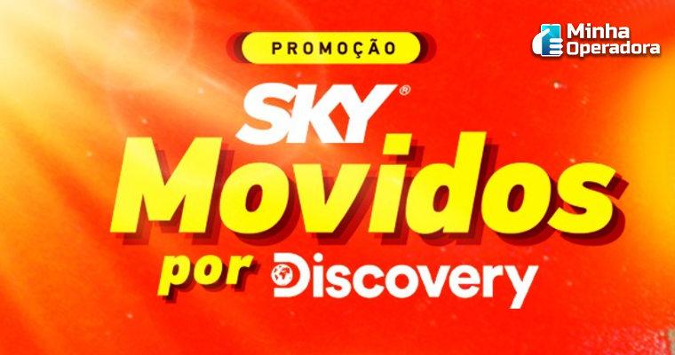 SKY lança mais uma nova promoção para clientes pré e pós-pago