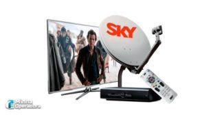 SKY promove sinal aberto de sete canais no mês de julho