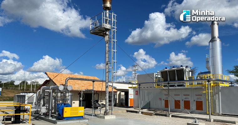 Vivo inaugura primeira usina de biogás na região Nordeste