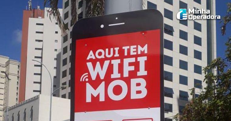 Wi-Fi gratuito da Mob Telecom registra 1 milhão de acessos