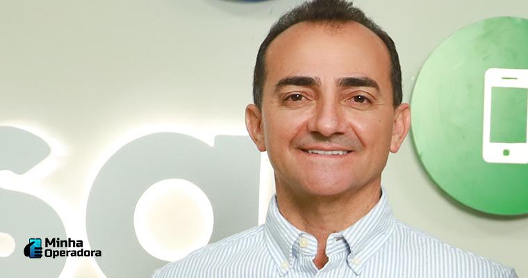 Roberto Nogueira. Imagem: Divulgação Brisanet