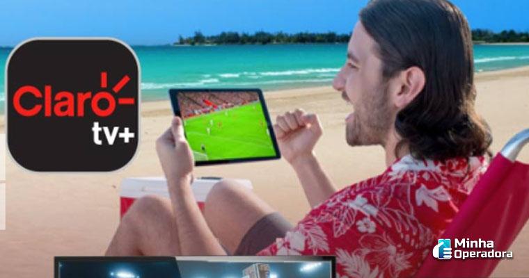 Claro começa a vender IPTV no exterior; veja como funciona