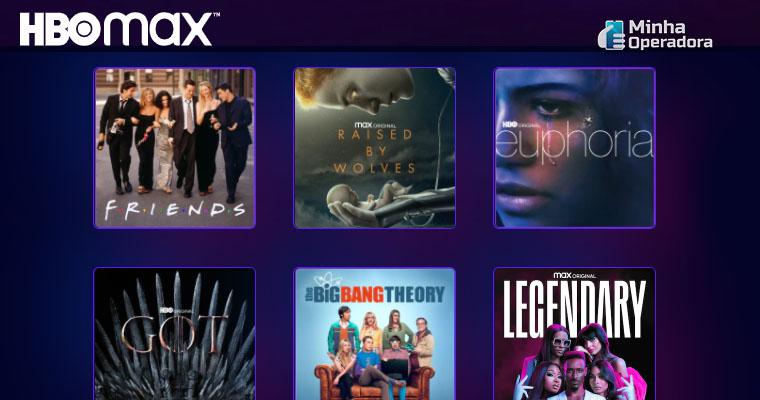 HBO Max completa catálogo com mais de 200 produções; conheça