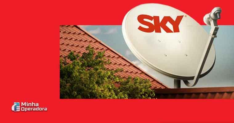 Mais canais estão com sinal aberto na SKY; veja quais