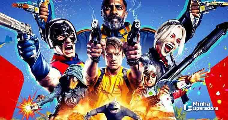 Saiba quando o novo 'Esquadrão Suicida' chegará no HBO Max