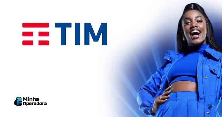 Imagem: Campanha da TIM (Captura de Tela)