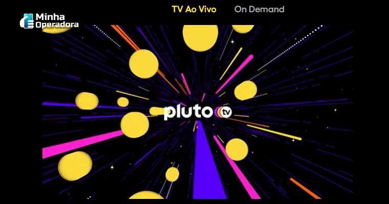 TV por assinatura e Pluto TV liberam novo canal