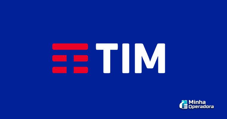 Logotipo TIM - Divulgação