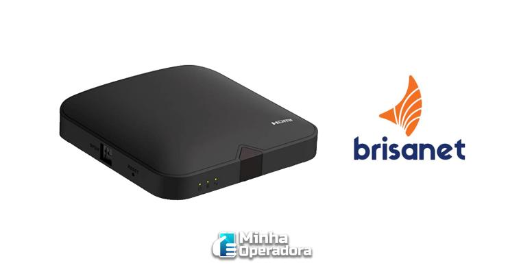 Brisanet vai lançar TV Box com Android TV