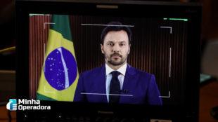 Em pronunciamento, Fábio Faria defende a privatização dos Correios