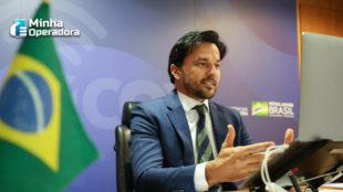 Fábio Faria promete 5G em todas cidades com mais de 30 mil habitantes até 2028